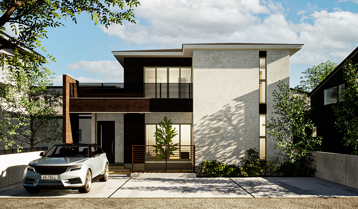 プレーリースタイル住宅 PLACE のイメージ
