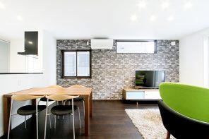 家事の負担を減らす回遊式動線の家 ハーバーハウス燕三条支店