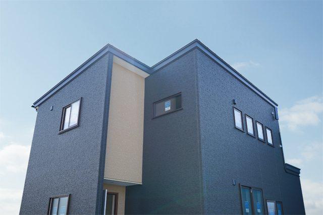 柏崎市半田「使い勝手とデザイン性を考えた造作家具のある家」住宅完成見学会