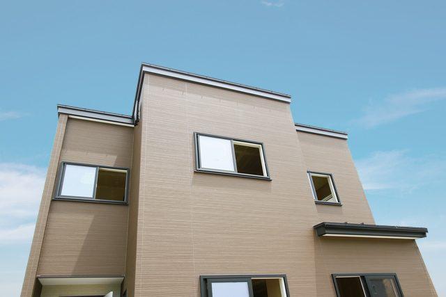 加茂市芝野「LDKの開放感にフォーカスしたブラウンハウス」住宅完成見学会