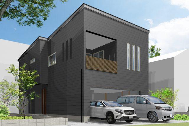 新潟市西区坂井東「REVELTA 広々2階LDKのある、インナーガレージハウス」住宅完成見学会