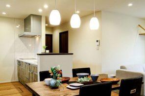 生活空間の一部を共有して、距離感を大切にする分離型二世帯住宅 ハーバーハウス燕三条支店