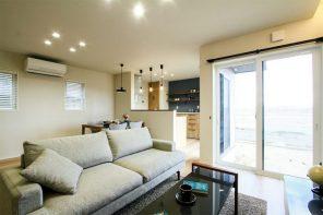 間接照明やフルハイドアが空間にゆとりをプラス。家事もしやすい回遊動線の家 ハーバーハウス燕三条支店